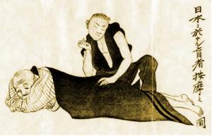 Chair massage techniques